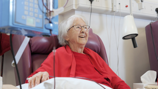 Give a virtual gift to older patients this Christmas