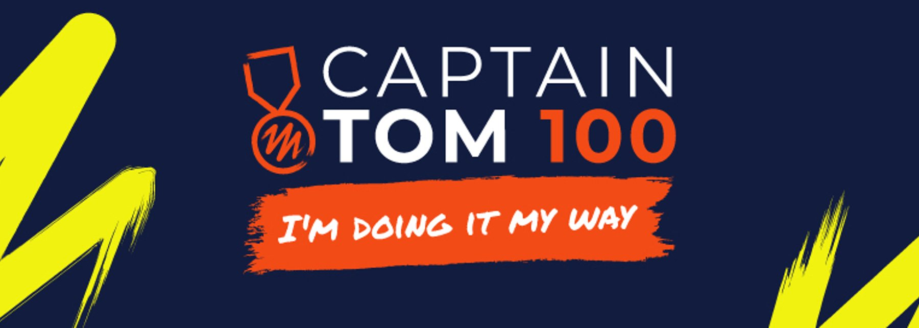 Captain Tom 100 - Do It Your Way