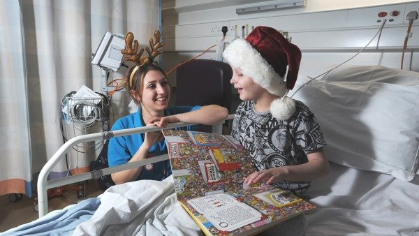 Give a virtual gift to Oxford Children's Hospital